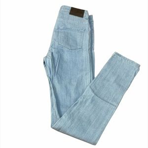 Naked & Famous Denim Blue Skinny Jeans